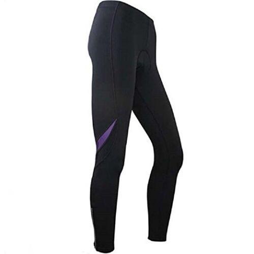 Women/'s Winter Windproof Cycling Pants Bike Thermal Bicycle Riding Pants M-XL