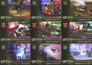 Harry-Potter-and-the-Prisoner-of-Azkaban-Update-Prismatic-Foil-Chase-Card-Set-9