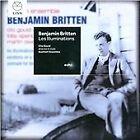 Benjamin Britten - Britten: Les Illuminations; Variations on a Theme of Frank Bridge; Serenade for Tenor, Horn and Stri (2015)