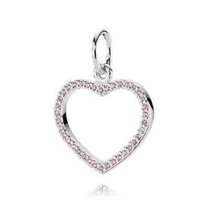 image is loading genuine pandora 034 be my valentine 034 heart - Valentines Pandora Charms