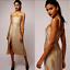 Virgos Lounge Gold Raven High Neck Embellished Party Wedding Bride Dress  6 8 10