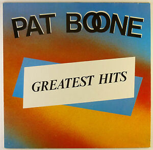 """12"""" LP - Pat Boone - Greatest Hits - B2648 - RAR - washed & cleaned"""