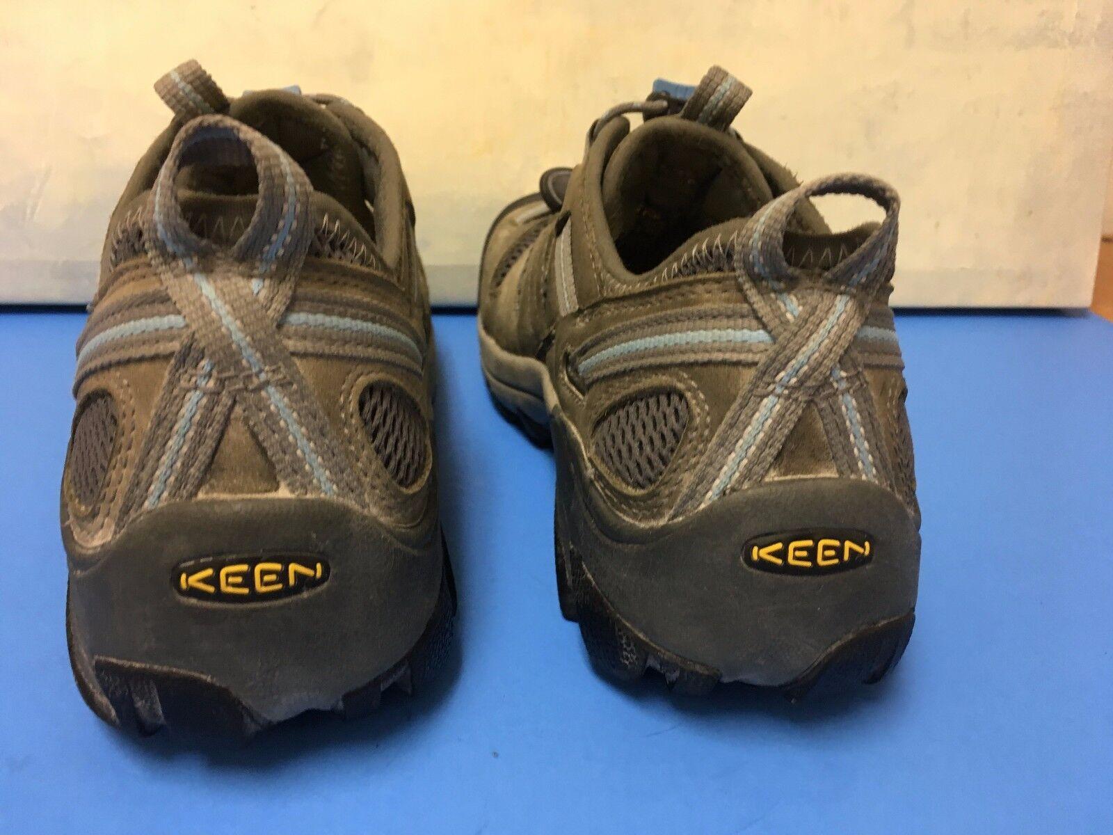 Keen Keen Keen damen Atlanta Cool ESD Steel Toe schuhe Style F2413-11 braun 10 braun 4ce1f2