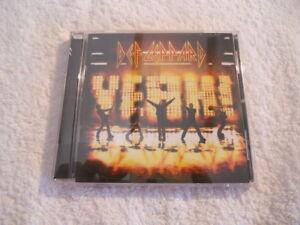 Def-Leppard-034-Yeah-034-2006-cd-Budgeon-riffola-Mercury-rec-Printed-in-USA-NEW