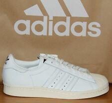 adidas superstar 80s DLX S75016 Uk 10 Eu 44.5 RRP £90.00