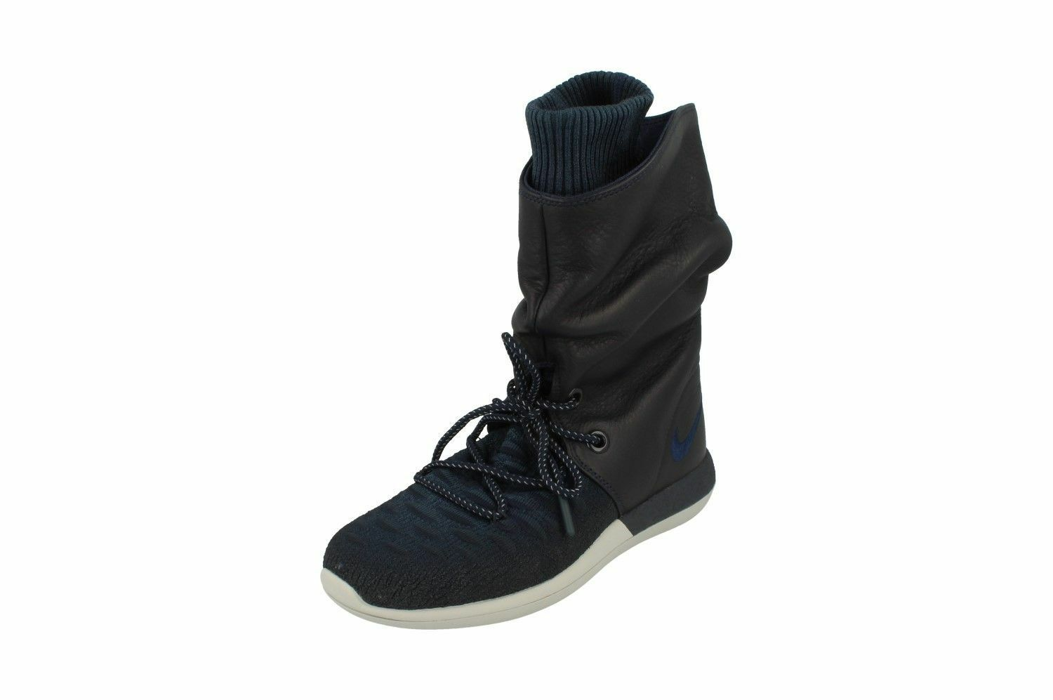 Nike Two Damens Roshe Two Nike Hi Flyknit Stylish Winter Stiefel Trainers Sneakers 4016fc