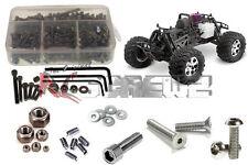 RC Screwz HPI019 HPI Racing Savage SS .25 Stainless Steel Screw Kit