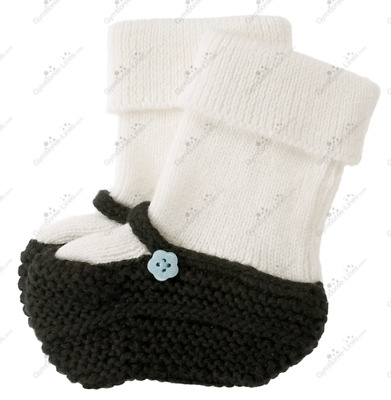 NWT Gymboree BABY BUDDIES Black Ivory Striped Panda Knit Dress NEW 6 12 18 24