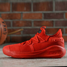 Under Armour UA Curry 6 Red 3020612-603