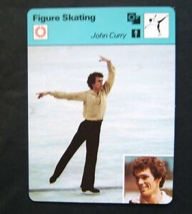 1977 Sportscaster USA Rencontre Card Linda Fratianne 2 Time World Champion Ice Skater Near Mint to Mint