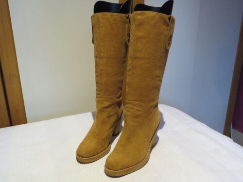 £245 3214 Pull Josie Ugg® Uk 7 Eu38 5 Suede Us Chestnut Rrp Australia 5 Boots On 1EECqwZB