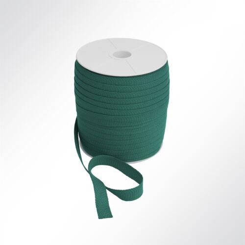 Lysel® Acryl Einfassband, B 1 lfm 25mm in Grün//mittelgrün