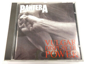 Vulgar-Display-Of-Power-von-Pantera-11-Tracks-CD-1992-Atco-Records