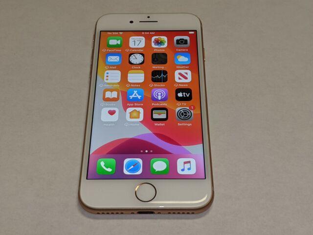 Apple iPhone 8 64GB Rose Gold Verizon Wireless Smartphone/Phone A1863 MQ742LL/A