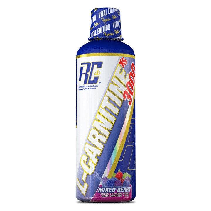 Ronnie Perdita Coleman Liquid L-Carnitina Xs 3000 - 465ml Perdita Ronnie di Peso Drink Misto c61470