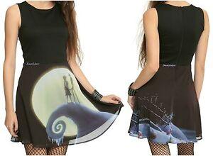 image is loading moon romance dress the nightmare before christmas juniors