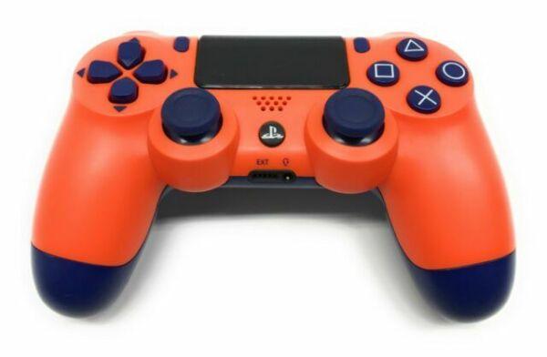 Sony Playstation Dualshock 4 V2 Controller Sunset Orange For Sale Online Ebay