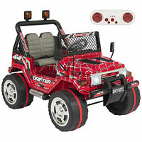 Best Choice Products 12V Ride On Car with Remote Control (Spiderman Red)