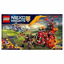 LEGO NEXO KNIGHTS 70316 JESTRO'S EVIL MOBILE KIDS BUILDING BLOCKS PLAYSET (NEW)