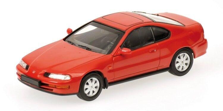 Scale model 1 43 Honda Prelude - rosso 1992