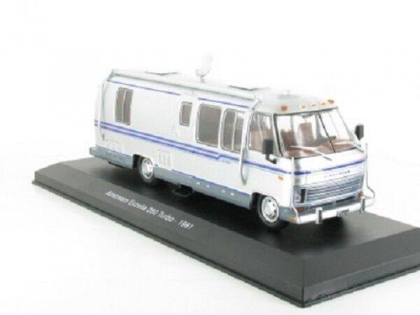 1 43 IXO caravane Airstream Excella 280 TURBO 1981 CAMPING CAR 3