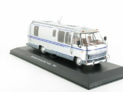 1//43 Ixo Wohnmobil Airstream Excella 280 Turbo 1981 Camping Car 3