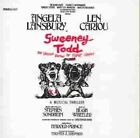 Sweeney Todd Sondheim Original Cast Recording 2 X CD 2007 Sony USA Great Cond