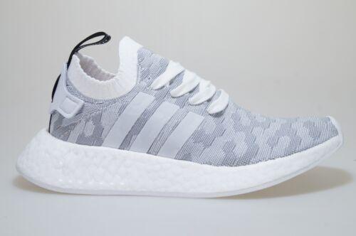 Donne Pk Nmd R2 Adidas Sneaker Originals W By9520 Scarpe Primeknit Grigio EavqqFH