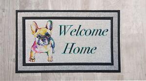 French Bulldog Art Dog Entry Bar