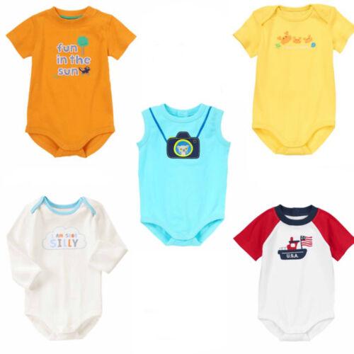Gymboree Baby Boy Spring Summer 1 Piece Bodysuit NWT 0 3 6 12 18 New