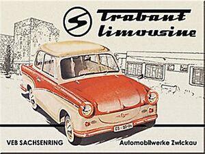 Trabant-Limousine-Metallo-Calamita-Frigo-Na
