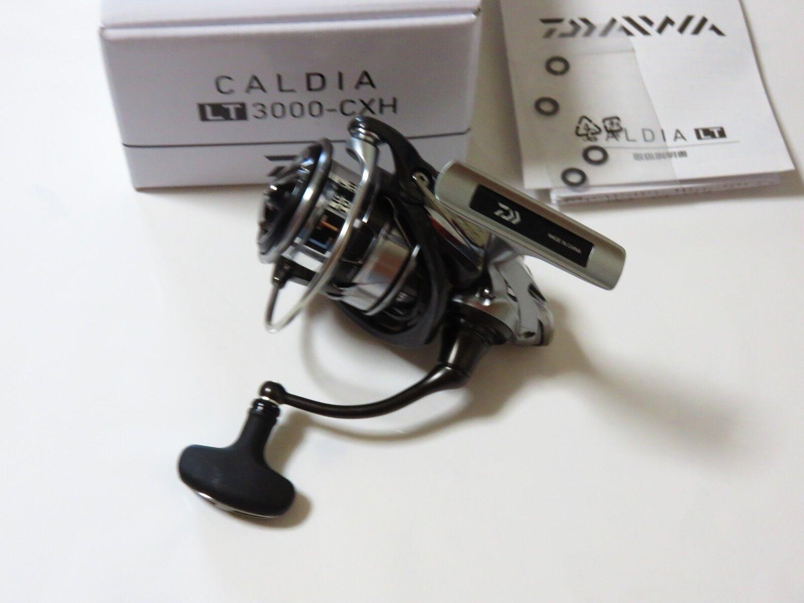 Daiwa 18 CALDIA LT3000-CXH Spinning Reel LIGHT TOUGH ABS II New