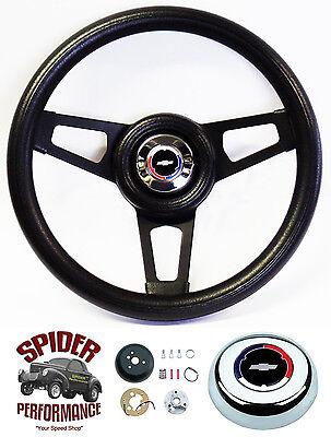 """1969-1994 Camaro steering wheel BLACK 4 SPOKE 13 1//2/"""" Grant steering wheel"""