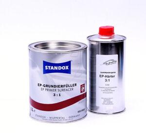 STANDOX-EP-Grundierfueller-Fueller-Set-3-1-1Liter-0-33Liter-Haerter-EST85015