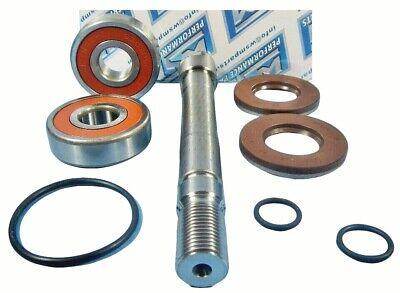 Kawasaki 650 750 SX X2 Jetmate TS SC OEM Pump Shaft With O Rings 13107-3721
