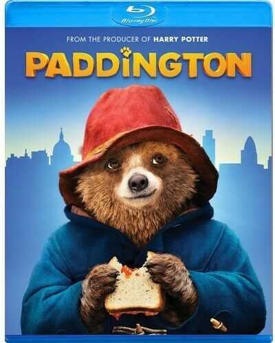 Paddington (2014) BLU-RAY NEW
