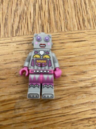 Lego Minifigure Series 11 Lady Robot