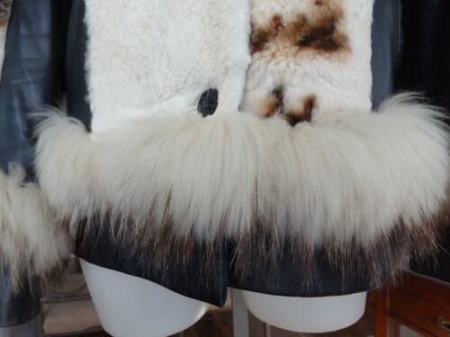 Coat Leather Lamb Fur lamb Kaiser 46 HqCzw