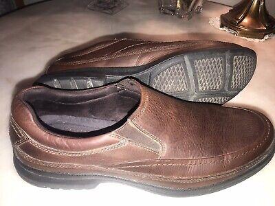 Rockport Mens BL Moc Slip-On Casual Loafer