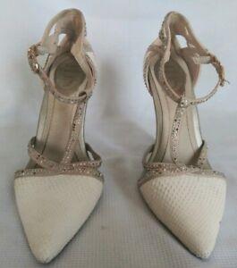 Rene-Caovilla-snakeskin-sandals-and-Swarovski-Crystal-T-strap-Heels-Sz38-1700