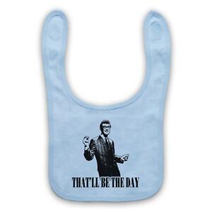 Belle Ce Sera Le Jour Officieux Buddy Holly Rock N Roll Bavoir Bébé Mignon Bébé Cadeau-afficher Le Titre D'origine