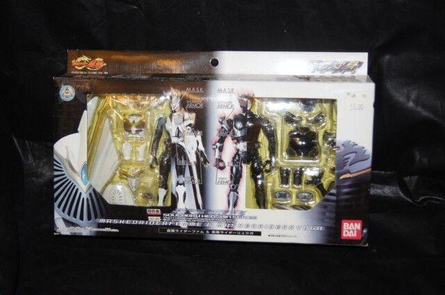 Masked Rider Damenschuhe & Ryuga Souchaku Henshin Series Bandai nib Action Figure