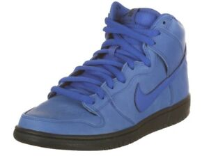 quality design 2e430 182af Image is loading Nike-DUNK-HIGH-PRO-SB-Game-Royal-Black-