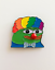 Honkler-Clown-World-Enamel-Pin-Limited-Edition-Lapel-Hat-4chan-meme thumbnail 4