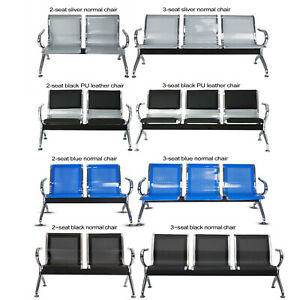 2-3-Seat-Airport-Office-Reception-Waiting-Room-Chair-Bank-Hospital-Clinic-Bench