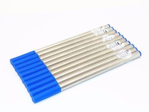 Jinhao ersatz tinte Rollerball Mine kuli pen refill Schwarz  oder blau