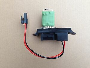 S L on 15305077 Blower Motor Resistor