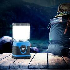 LED CAMPING LAMPE 150STD OUTDOOR LATERNE CAMPINGLEUCHTE CAMPINGLATERNE CREE BLAU