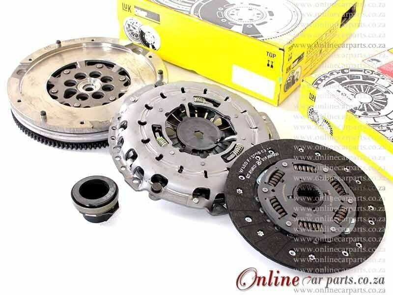 BMW 3 Series E46 330D 99-05 M57N30 150KW 330D 99-05 M57D30 135KW 240mm 26 Splines Clutch Kit