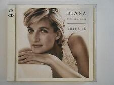 DIANA TRIBUTE : PRINCESS OF WALES - [ CD ALBUM ] --  PORT GRATUIT
